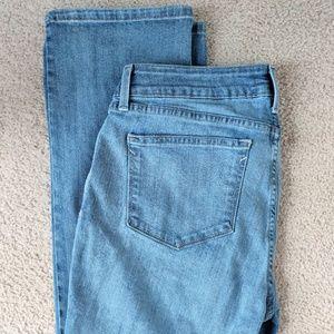 NYDJ Straight Leg Denim Jeans 10P